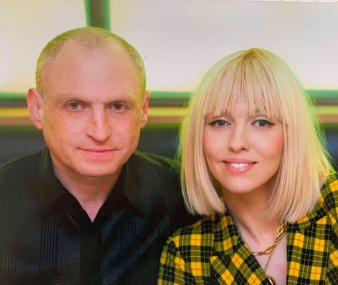 Полякова з чоловіком відсвяткували 15-річницю свого шлюбу (фото)