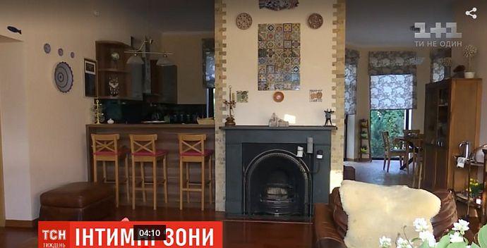 Данилюк показал свой элитный особняк на 300 кв.м под Киевом