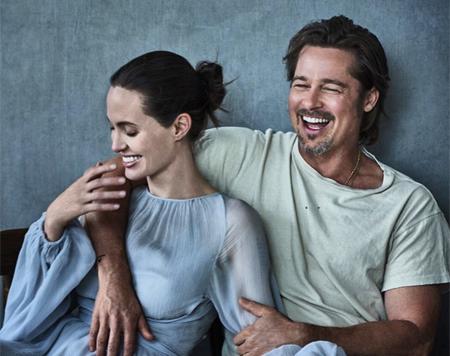 Анджеліна Джолі і Бред Пітт хочуть скасувати розлучення,— ЗМІ