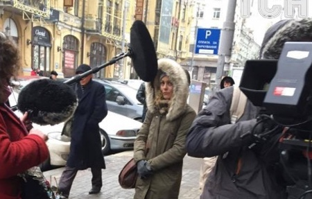 Екс-дружина Джонні Деппа приїхала до Києва на таємні зйомки