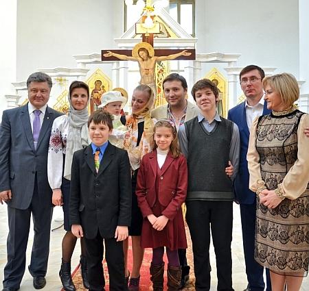Луценко - Лозовому: По канонам греко-католической церкви я не кум Порошенко - Цензор.НЕТ 9767
