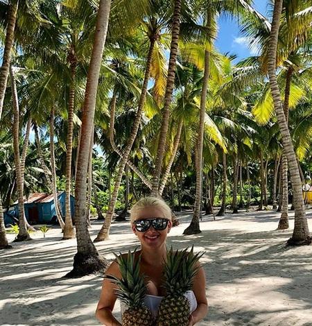 Відома українська співачка показала свої канікули в Домінікані  (фото, відео)