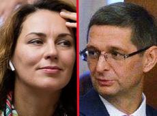 Перший заступник голови АП одружився з депутаткою від Порошенка (фото)