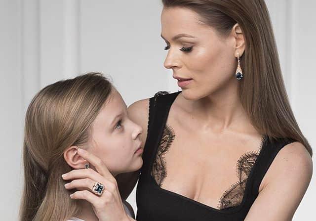 Оля Фреймут зворушливо  привітала дочку з 13-річчям (фото)